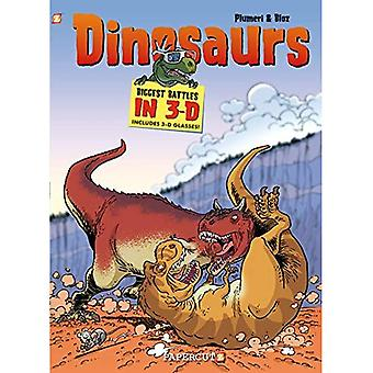 Dinosaurs 3-D (Dinosaurs Graphic Novels)