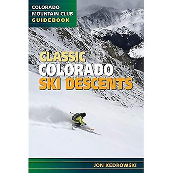 Classic Colorado Ski Descents