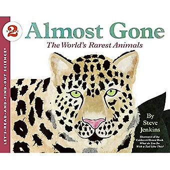 Fast verschwunden: Der weltweit seltensten Tiere (lassen Sie uns-lesen-und-Find-Out Wissenschaft: Stufe 2): seltensten Tiere der Welt (lassen Sie uns-lesen-und-Find-Out Wissenschaft: Stufe 2)