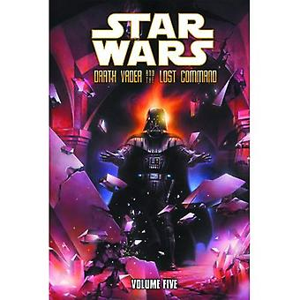 Star Wars: Darth Vader and the Lost Command #5