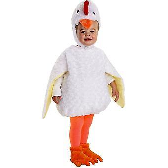 Pollo ragazzo Costume