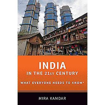 Índia no século XXI - o que todo mundo precisa saber por Mira Kamdar