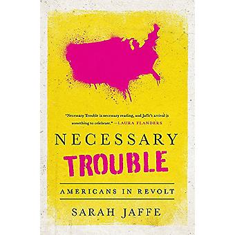 Necessary Trouble - Americans in Revolt by Sarah Jaffe - 9781568589923