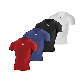 McDavid Short Sleeve Mens Compression Bodyshirt Baselayer Shirt Top Tee