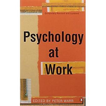 Psychologie au travail