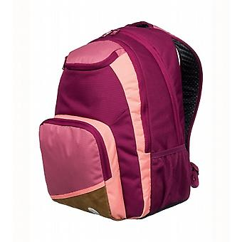 Shadow Swell Colorblock School Backpack