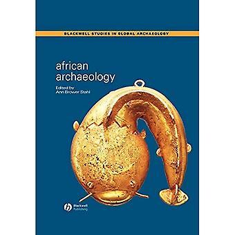 Afryki archeologia: Krytyczne wprowadzenie (Blackwell badania w globalnej archeologia)