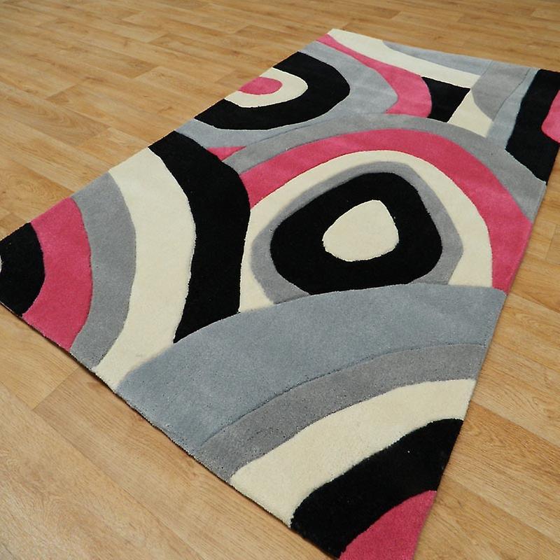 Teppiche - Picasso Whirl Zulu - Fuchsia