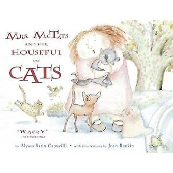 Mrs. Mctats and Her Houseful of Cats by Capucilli - Alyssa Satin/ Ran