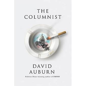 The Columnist - A Play by David Auburn - 9780865478831 Book