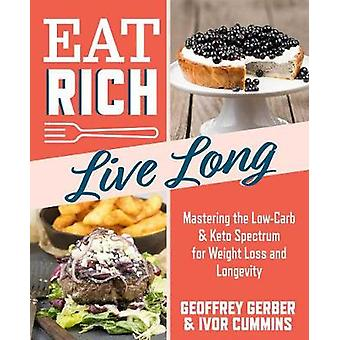Eat Rich - Live Long - Mastering the Low-Carb & Keto Spectrum for
