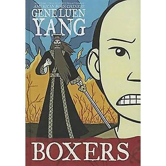 Boxers by Gene Luen Yang - Lark Pien - 9780606323048 Book