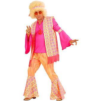 Men costumes  Hippie Man Costume