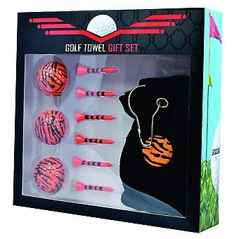 Tiger - Golf Gift Set