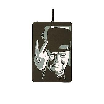 Refrogerador de ar do carro de Winston Churchill