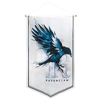 Harry Potter Ravenclaw Watercolour Satin Banner