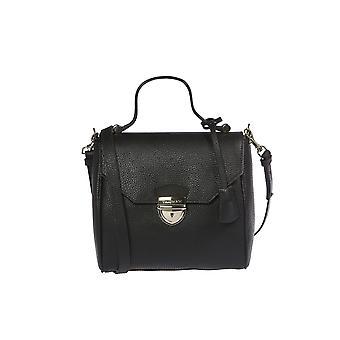 Donna Trussardi's handbag in real leather 1DB486