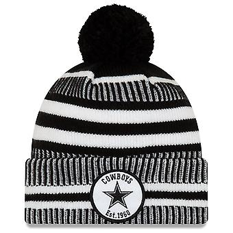 Uusi Era Sideline Black Home 2019 Bommel Hat Dallas Cowboys