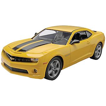 Plastic Model Kit 2010 Camaro Ss 2 In 1 1:25 85 4239