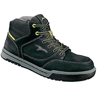 Safety work boots S3 Size: 47 Black, Yellow Albatros 631920 1 pair
