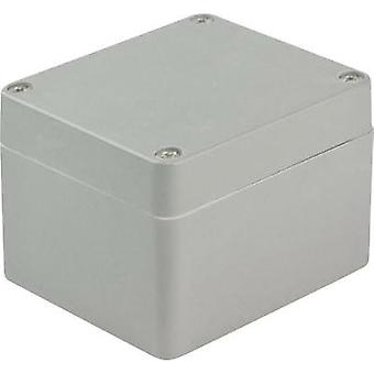 Universal enclosure 55 x 55 x 37 Polyester Silver-grey (RAL 70