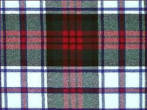 MacDuff Dress, Modern - Pure Wool Tartan