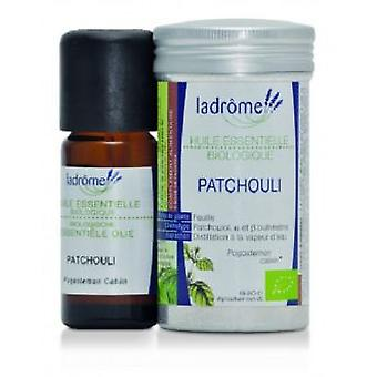 Ladrôme bio patchouli essential oil, 10ml