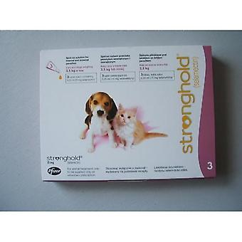 Stronghold Puppy Kitten 3 pack