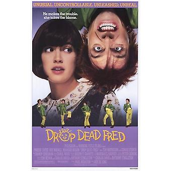 Drop Dead Fred Film Poster (11 x 17)