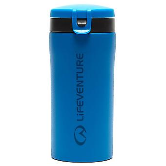 LIFEVENTURE Flip Top Thermo Mug