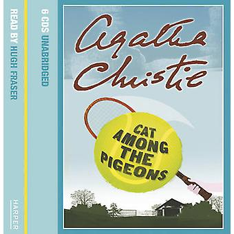 Cat Among the Pigeons 9780007164936 by Agatha Christie & Hugh Fraser