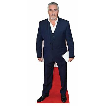 Paul Hollywood Lifesize pap påklædningsdukke / Standee / står