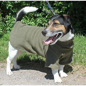 Cosi Fleece Coat Sage 56cm (22