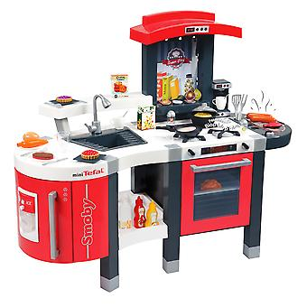 Smoby Tefal Super Küche Modell Toy Play Set fantasievolles Spiel 47 Kinderaccessoires Alter 3 +