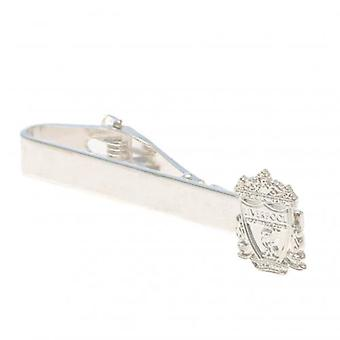Liverpool Silver Plated Tie Slide