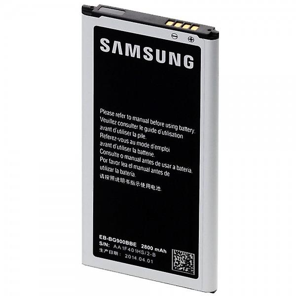 Original Samsung Battery for Galaxy S5 G900 G900F 3.8V 2800 mAh