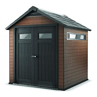 Keter Fusion Tools Shed (Garden , Storage , Sheds)