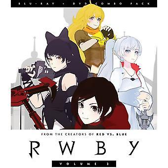Rwby Volume 2 [BLU-RAY] USA import