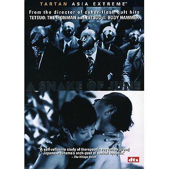 Snake af juni [DVD] USA importerer