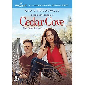 Debbie Macomber's Cedar Cove: Final Ssn (Season 3) [DVD] USA import