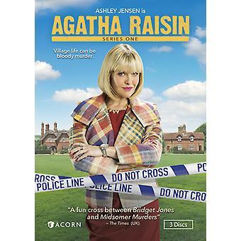 Agatha Raisin: Serie 1 [DVD] USA importerer