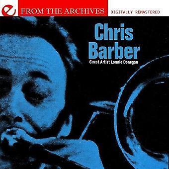 Chris Barber - Merrydown Blues-från arkivet [CD] USA import