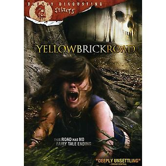 Yellowbrickroad [DVD] USA importerer