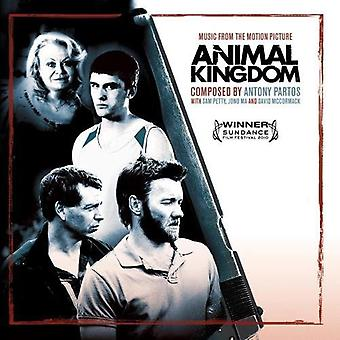 Anthony Partos - Animal Kingdom [CD] USA import