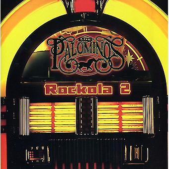 Los Palominos - Rockola 2 [CD] USA import