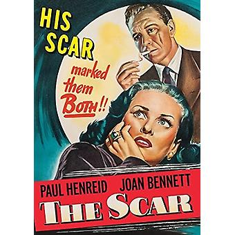 Scar (1948) Aka Hollow Triumph [DVD] USA import