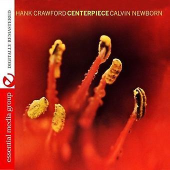 Hank Crawford & Calvin pasgeboren - middelpunt [CD] USA importeren