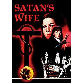 Sataner kone [DVD] USA importerer
