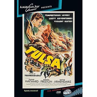 Importación de USA Tulsa [DVD]