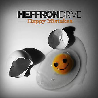 Heffron Drive - Happy Mistakes [CD] USA import